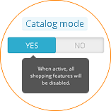 Prestashop Ask For A Quote Module works in catalog mode